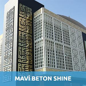 mavibeton shine
