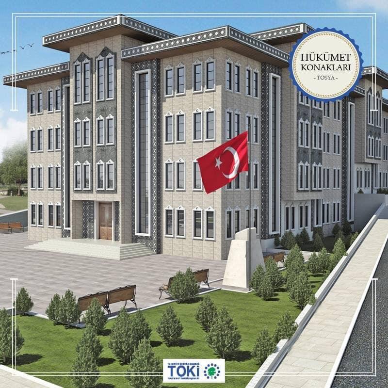 Tosya Hüküment Konağı Kastamonu